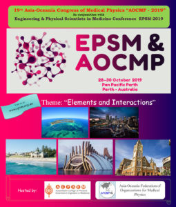 AOCMP 2019 at Perth, Australia (Oct 28 to 20, 2019